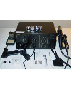 MADELL QK702ESD  3-in-1 SMT Rework Station