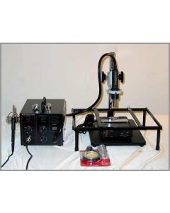 Madell 8502 Rework Station(2 Nozzles)+Fixture+Hot Plate
