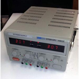 Refurbished Dual DC Power Supply, HY3003-2-R