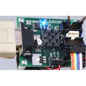 Pick and Place Machine 4-Axis Motion Controller