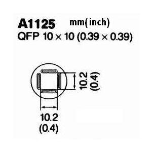 Hot Air Nozzle A1125