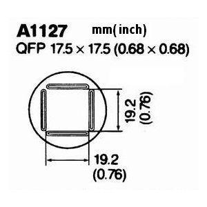 Hot Air Nozzle A1127