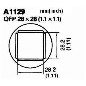 Hot Air Nozzle A1129