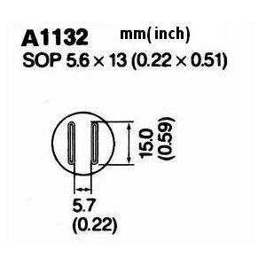 Hot Air Nozzle A1132