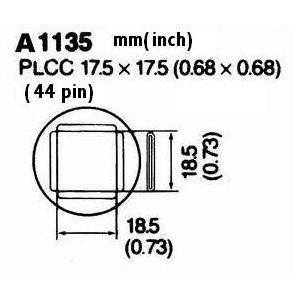 Hot Air Nozzle A1135