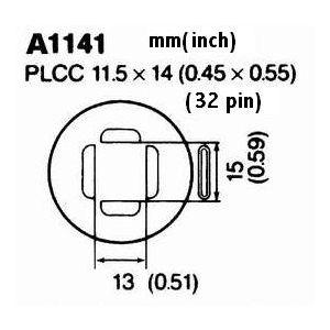 Hot Air Nozzle A1141