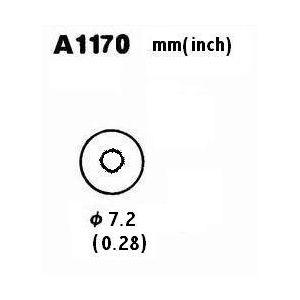 Hot Air Nozzle A1170