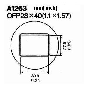 Hot Air Nozzle A1263