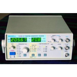 20MHz Function Generator/Frequency Counter