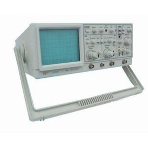 60 MHZ 2-CHANNEL ANALOG OSCILLOSCOPE