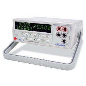 Instek GOM-802 D.C. Milli-Ohm Meter
