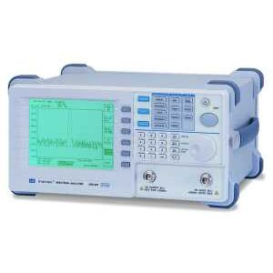 Instek 2.7 GHz Spectrum Analyzer with Track Signal Generator