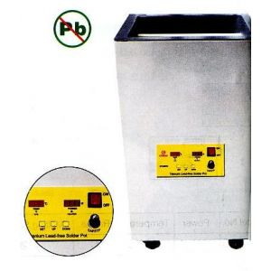 Titanium Lead-Free Soldering Pot