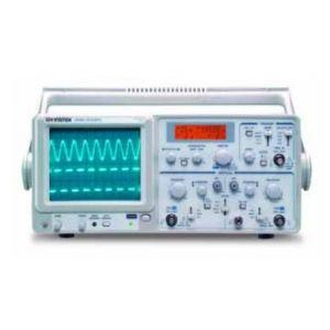 Instek G0S-630FC 30MHz Analog Oscilloscope