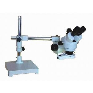 SZM7045TR Microscope, Boom Stand, Video Adaptor, Video Camera