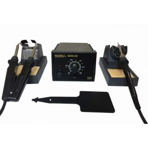QK989 Hot Tweezers with Madell SD-04B Soldering Station(include solder iron)