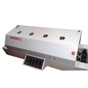 MD-RF430W Four Heating Zone Lead-Free Reflow Oven, Conveyor Width 400mm