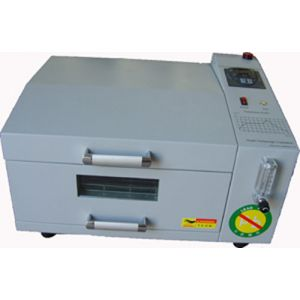 Desktop Automatic Reflow Oven TYR108N, Lead-Free Model With Nitrogen