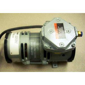 Gast Vacuum Pump, 100% Duty Cycle, 110V AC