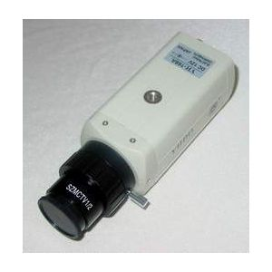 High Resolution Video Camera with Video Adaptor, CTVCCD