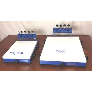Large Manual Stencil Printer T4560